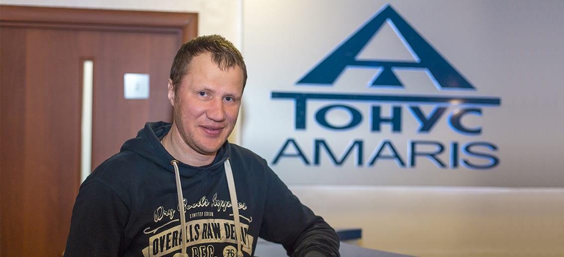Офтальмологическую клинику «Тонус АМАРИС» посетил знаменитый российский актер – Михаил Павлович Тяжев