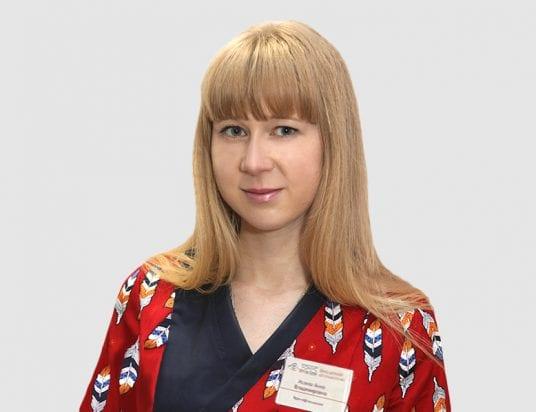 Исаева Анна Владимировна