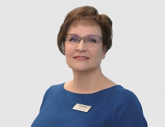 Никифорова Наталья Юрьевна