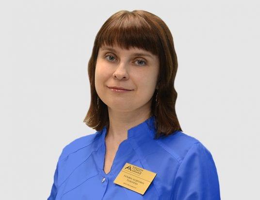 Толкачева Татьяна Андреевна