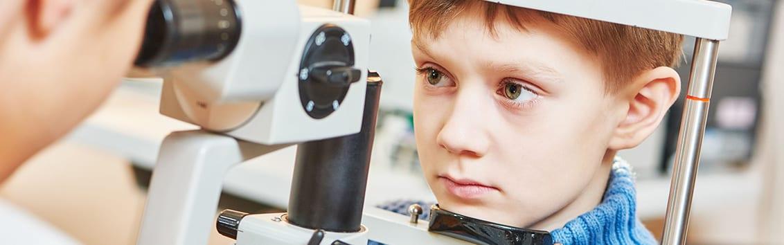 Возможности диагностики и лечения в детской офтальмологии медицинского центра Тонус АМАРИС