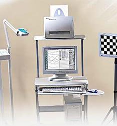 Электроретинограф фирмы MBN