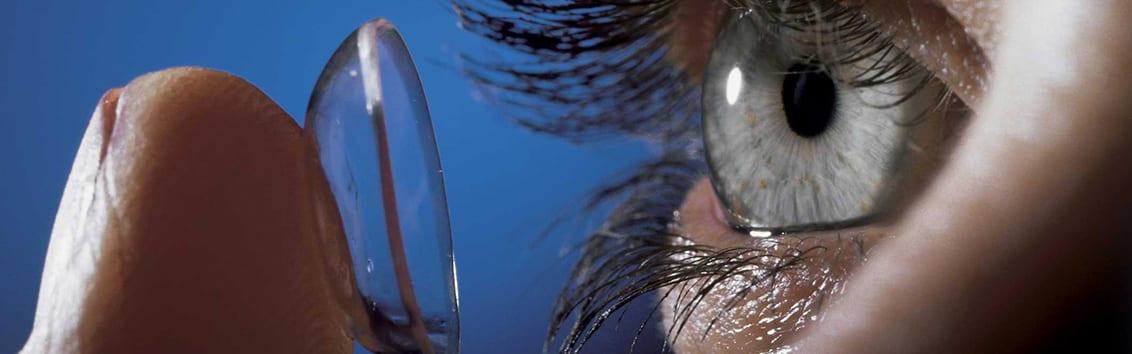 Сферические контактные линзы