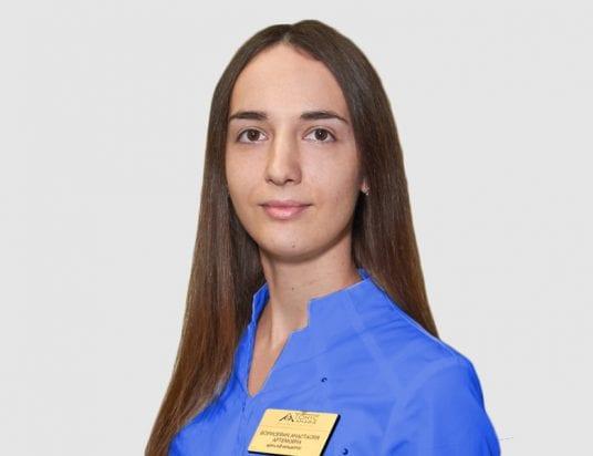 Борисевич Анастасия Артемовна