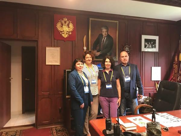 Ведущие специалисты офтальмологической клиники «Тонус АМАРИС» приняли участие в научно-практической конференции «Циммер Академия» в Москве